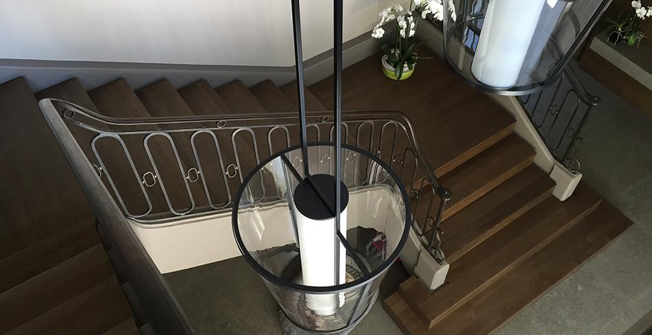 Architectes escaliers